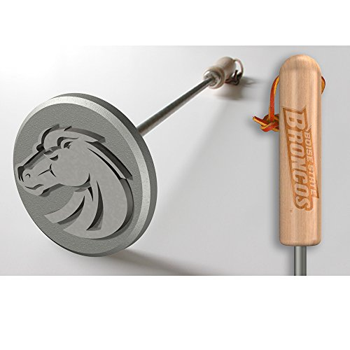 University Branding Iron (Boise State University Branding Iron Grill Accessories)