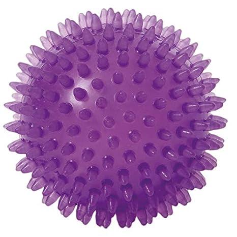 Togu Knobbed Trend - Balón de Ejercicio, Color Morado, Talla 9 cm ...