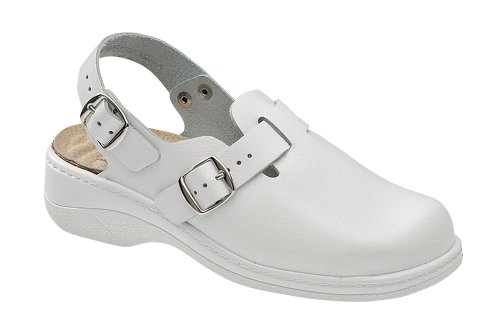Footbed White Interchangeable with Clogs Weeger qgtT0Wnn