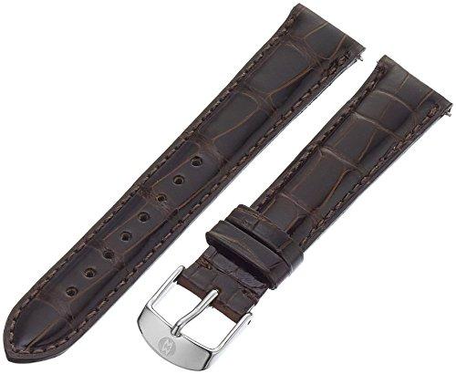 Michele Watches 18mm Alligator Strap - 7