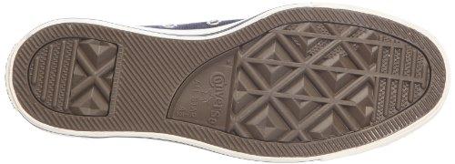 Converse AS Slip 1V020 - Zapatillas de lona sin cordones unisex Azul