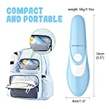 MelodySusie Baby Nail Trimmer, Electric Baby Nail