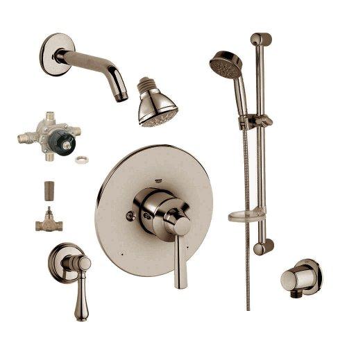 Grohe 2WVC-ARBN Custom Shower 2-Wall Volume Control System