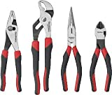 4 Pc. Standard Pliers Set-2pack