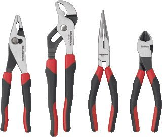 4 Pc. Standard Pliers Set-2pack by GearWrench