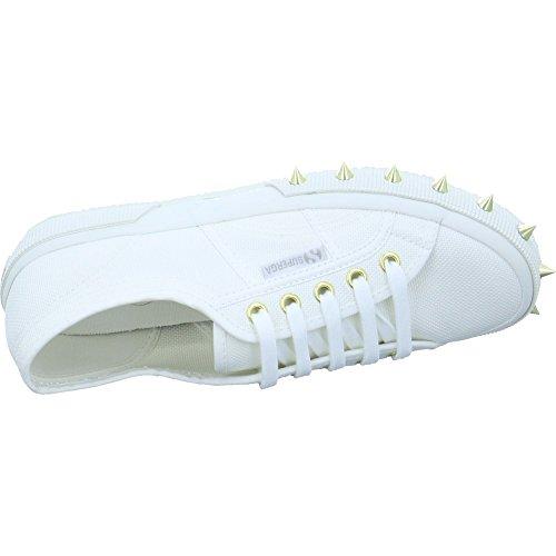 Superga 2750 Studs Cotw Geraldina Sneaker Weiß