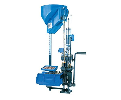 Dillon Precision 21131 223 Carbide Super 1050 Commercial Grade Reloading Machine (Best Reloading Press For 9mm)