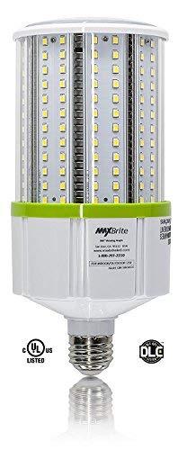 30W LED CORN LIGHT BULB 5000K Replaces 300W, 3,450 lumens Medium Base E26, 100-277V AC UL/cUL Certified [並行輸入品] B07R6SYSFM