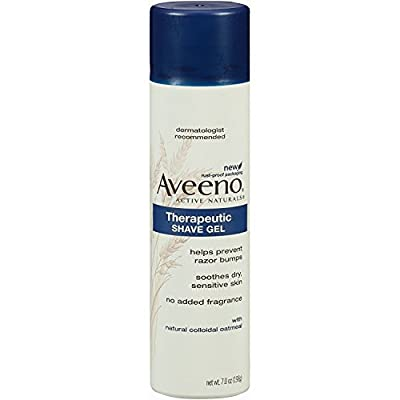 Aveeno Shave Gel with Natural Soy