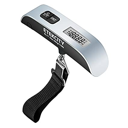 Etekcity Digital: The Best Luggage Scale for Space Savers