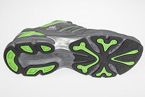 Sport Pour Hommes Gris Gibra 49 Fluo Chaussures De Fluo Vert Gr 47 Efqwx5