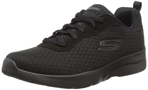 To 0 Nero 2 Eye Sneaker Black Skechers Bbk Donna Dynamight wxOCpqp1n