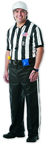 Collegiate Football Uniform (Dalco Athletic Men's Football Officials Collegiate Style Short Sleeve Shirt XX-Large)