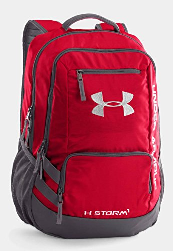 under armour backpack red - 6