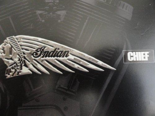 Motorcycle Sales Brochure (2002 Indian Chief Motorcycle Sales Brochure)