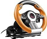 SPEEDLINK DRIFT O.Z. Racing Wheel PC, Black-Orange
