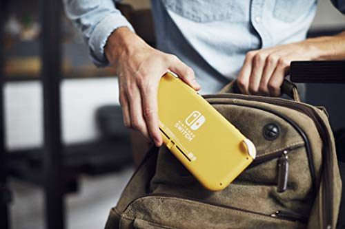 Nintendo Switch Lite - Yellow 5