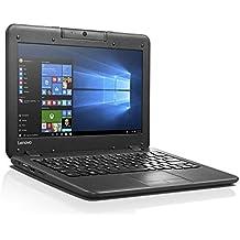 Lenovo ThinkPad N22 (80S60015US) Intel Celeron N3050 1.6 GHz Dual-Core, 4 GB RAM, 32 GB SSD, Webcam, Bluetooth 4.0, 11.6'' Screen, Windows 10