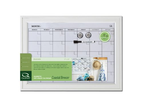 Quartet Dry Erase Calendar - 4