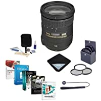 Nikon 18-200mm f/3.5-5.6G ED IF AF-S DX NIKKOR VR II Lens - Bundle with 72mm Filters & Pro Software