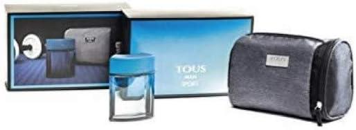 Tous - Estuche de regalo Eau de Toilette Man Sport Tous: Amazon.es: Belleza