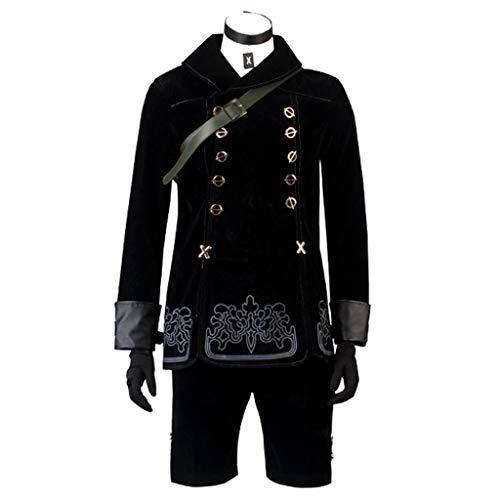 Cosfun Nier:Automata Yorha 9S Cosplay Costume mp003599