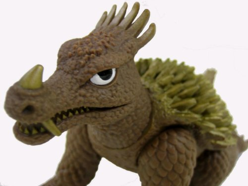 Bandai Godzilla Highly Detailed Action Figure With Tag ~9 x 2.5 x 3 Bōryu Anguirus G-07