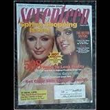 Seventeen Magazine: Paris & Nicky Hilton (March 2005)