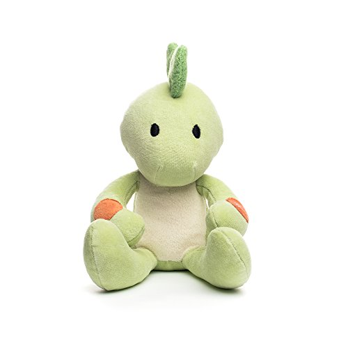 Bears For Humanity Organic Dinosaur Animal Pals Plush Toy, Green, 12'
