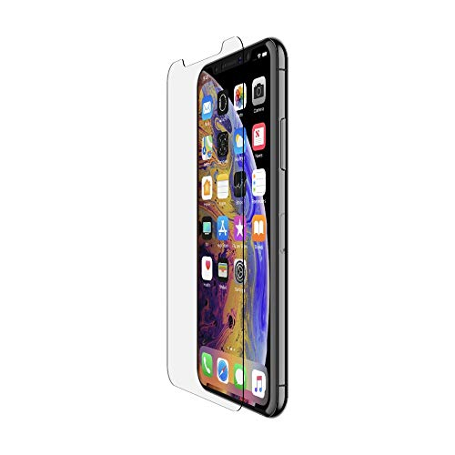Belkin ScreenForce TemperedGlass Screen Protection for iPhone Xs Max - iPhone Xs Max Screen Protector