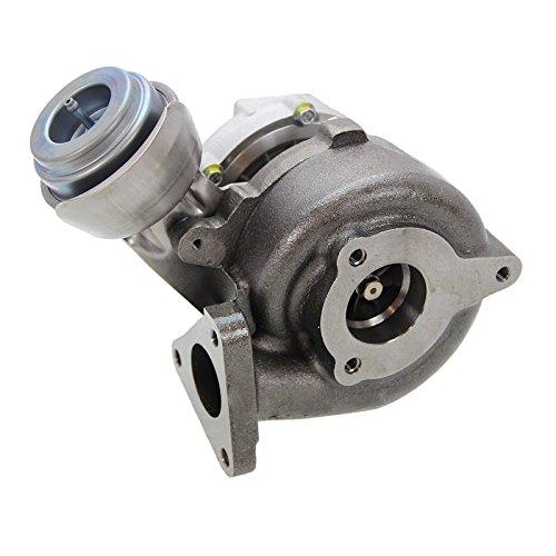 1x Turbolader komplett inkl Montagesatz /Ölvorlaufleitung