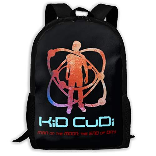 8a78e9c0 Kid Cudi - Atomic Kudi Classic Ultralight Superbreak Backpack - Big Student  Backpack