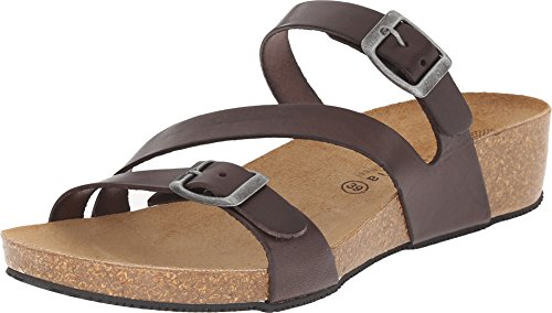 Sandali Da Donna Eric Michael Womens Brown