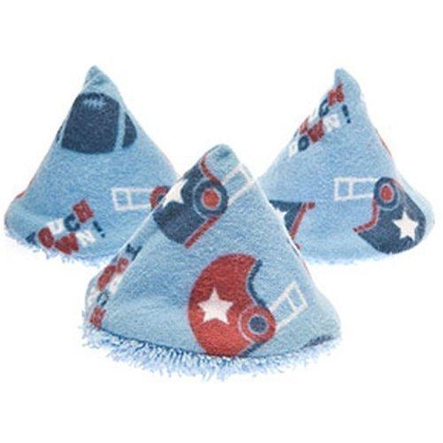 Beba Bean Pee-pee Teepee, Laundry Bag, Football Blue