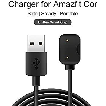 Amazon Com Amazfit Stratos Charger Sikai Replacement Portable Magnetic Charging Cradle Dock For