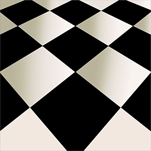 Fifties Patterns V by Color Bakery Laminated Art Print, 30 x 30 -