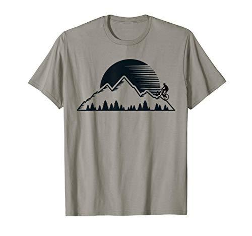 Mountain Bike Shirt Colorado MTB Biking Riding Trails Men T-Shirt (Best Mtb Trails In Colorado)