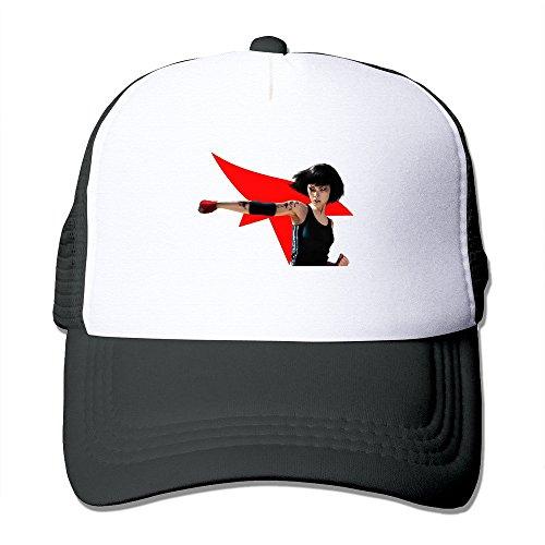Price comparison product image Cool Mirror's Edge Trucker Cap Baseball Hat (5 Colors) Black