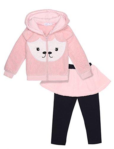 Pink Jacket And Pants - 2