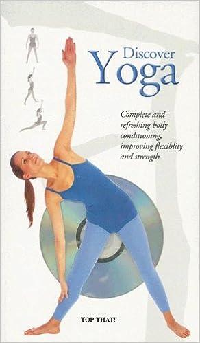 Discover Yoga/Pilates 2 Set Books & DVD: Elly Lloyd ...