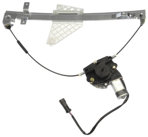Dorman 741-375 Jeep Grand Cherokee Rear Passenger Side Window Regulator with - Window Rear Rh Motor