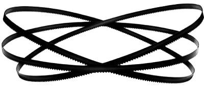 Milwaukee 48-39-0501 44-7/8-Inch, 10 Teeth per Inch, Bi-Metal Band Saw Blades, 3-Pack