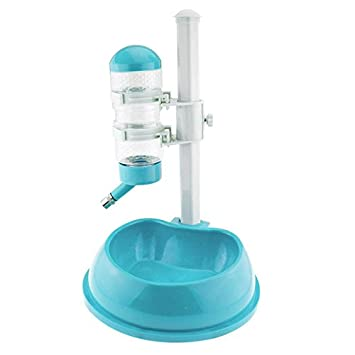 SZTARA Dispensador de agua de pie automático Dog Cat Agua Potable ...