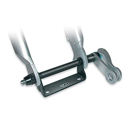 Delta Cycle Bike Hitch Locking Fork Mount : Hitch Mount Bike Racks : Sports & Outdoors
