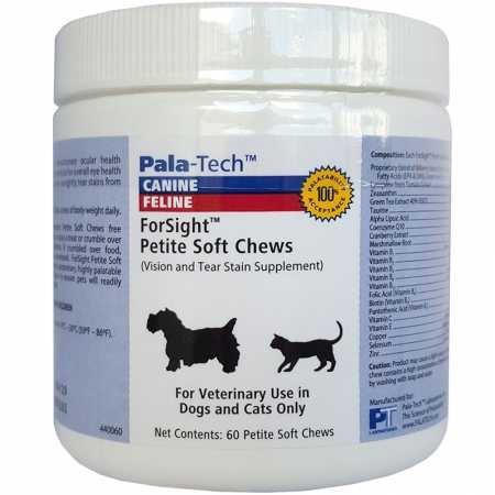 Pala Tech Canine/Feline Forsight Petite Soft Chews by Pala Tech