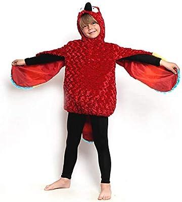 Disfraz Loro Infantil (3-4 años) (+ Tallas) Carnaval Animales ...