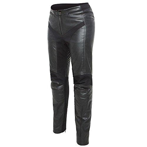Women Leather Motorcycle Pants - 6