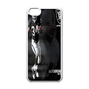 NFL Oakland Raiders For iPhone 5C Phone Cases YGR396194