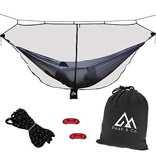 Peak & Co. Hammock Bug Net & Hammock Mosquito Net 12