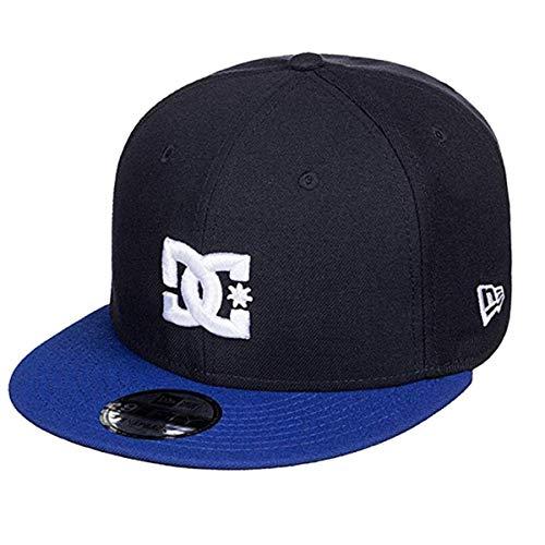 DC Shoes Mens Dc Shoes Empire Fielder - Snapback Hat - Men - One Size - Black Black Iris One ()